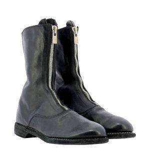 Guidi36、36.5310前拉链短靴