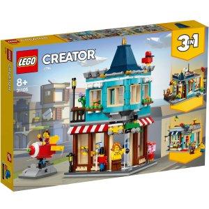 Lego玩具店 31105