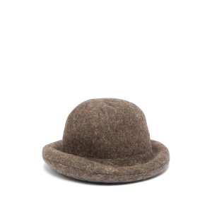 Acne StudiosX Stephen Jones wool-blend hat | Acne Studios | MATCHESFASHION US