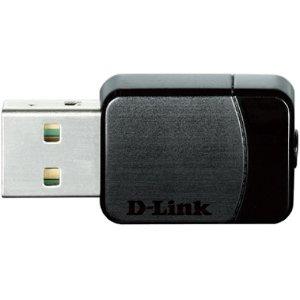 $2.9白菜价:D-Link USB 无线网卡 2.4/5GHz 双频接收器