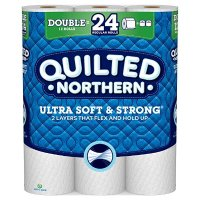 Quilted Northern 超强柔韧卫生纸12卷