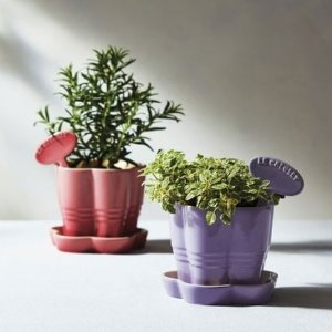 Free GWP-Herb Planter With Purchase of $150+ @ Le Creuset