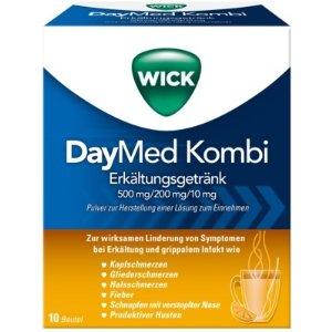 缓解感冒和流感症状感冒冲剂 10包