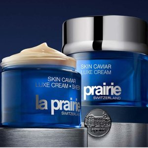 Extended: Up to $400 Off with La Prairie Purchase @ Bergdorf Goodman
