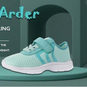 $13 (原价$35.99)史低价:PromArder 儿童时尚运动鞋清仓价 多色可选