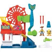 Imaginext 玩具总动员4 游乐园