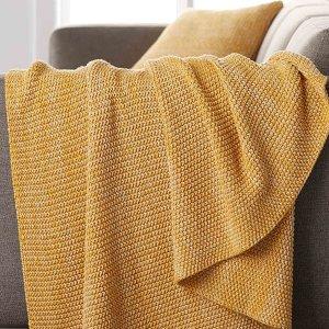 130 x 150厘米针织毯子