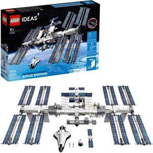 $99.97包邮Lego 乐高 21321 国际空间站 864 pcs