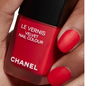 LE VERNIS Velvet Nail Colour 636 - ULTIME | CHANEL