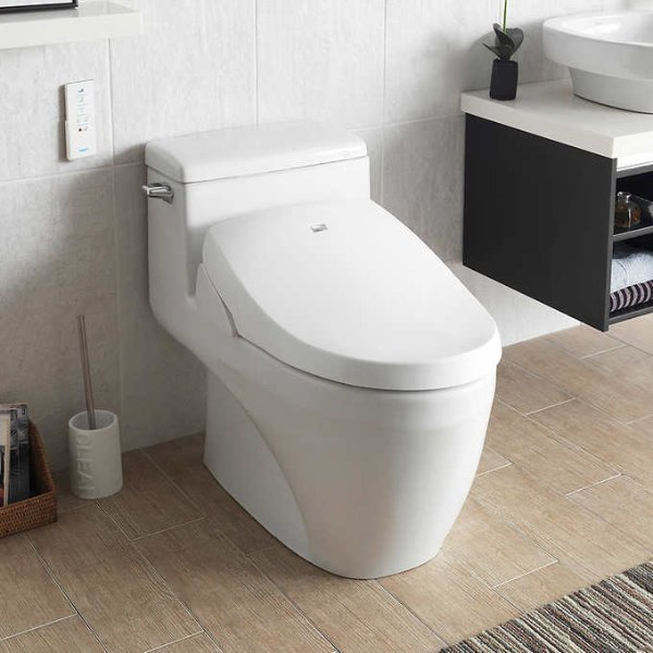 Bio Bidet A8 Serenity Smart Bidet Toilet Seat Elongated Dealmoon