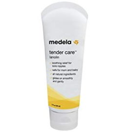 Amazon.com : Medela, Tender Care, Lanolin Nipple Cream for Breastfeeding, All-Natural Nipple Cream, Tender Care Lanolin, Offers Soothing Protection, Hypoallergenic, All-Natural Ingredients, 100% Safe, 2 oz. Tube : Breast Nipple Therapy Products : Baby