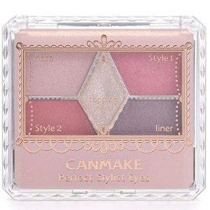 $8.99Amazon CANMAKE Perfect Stylist Eyes 14 Antique Ruby