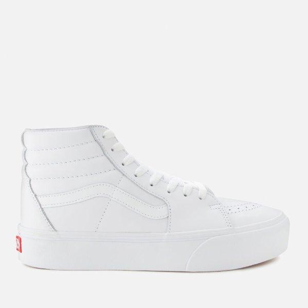 Sk8-Hi 厚底板鞋
