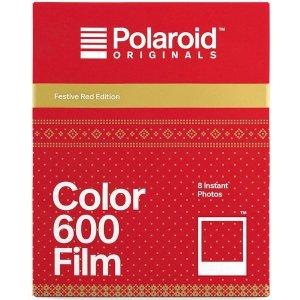 POLAROID ORIGINALS600页 相纸 红色限定款