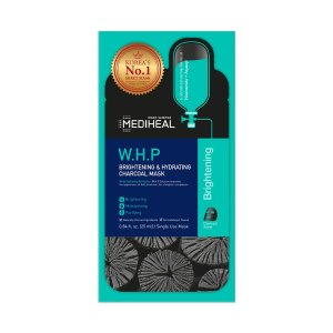 MedihealW.H.P Brightening & Hydrating Charcoal Mask