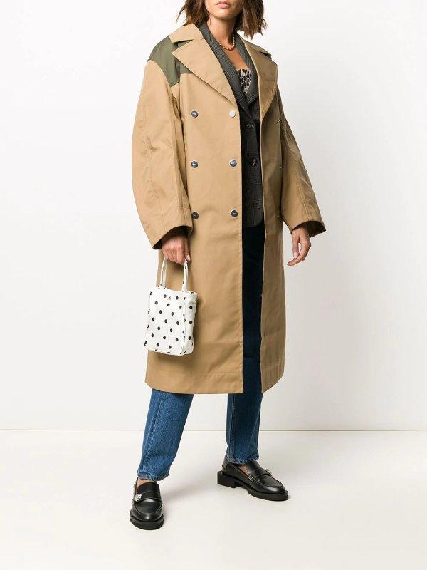 oversized大衣