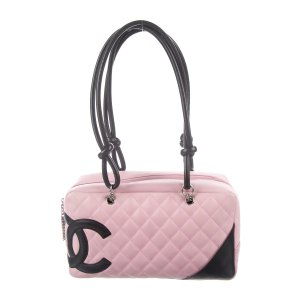 ChanelLigne Cambon Bowling Bag