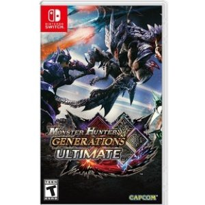 $29.99Monster Hunter Generations Ultimate - Switch