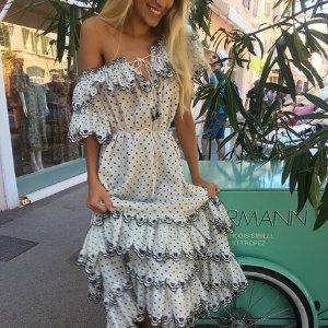 低至4折 封面款€578Zimmermann 来自澳洲的美衣品牌热卖 超仙儿的连衣裙等你收