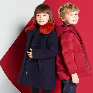 35% Off +Free shippingEnding Soon: Jacadi Kids Coat Black Friday Sale