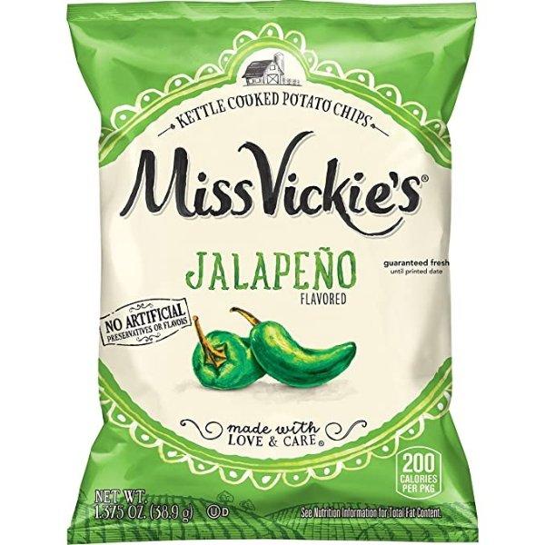 Miss Vickie's 墨西哥辣椒醋味薯片 1.375oz 28包