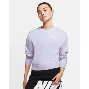 Nike圆领卫衣