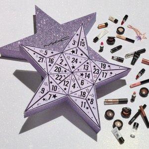 Mac官网 圣诞套装系列促销 收圣诞限量礼盒