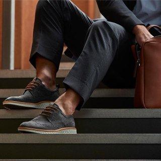 $59.99起ECCO 精选时尚男士鞋履热卖
