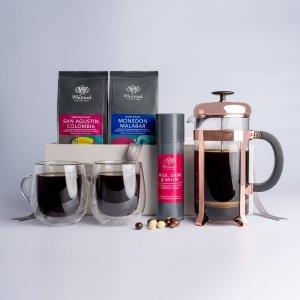 Whittard满£60赠咖啡套组码:EXPLORECOFFEE咖啡礼盒