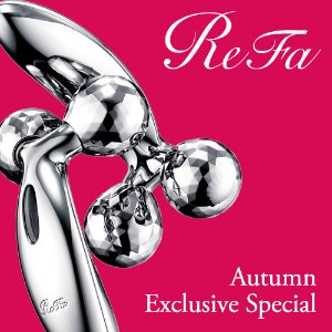 Receive a Limited Giftswith $290+ Purchases @ ReFa USA