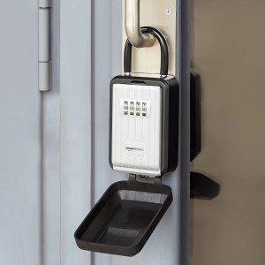 $24.11(原价$45.44)史低价:amazon basics 密码钥匙箱 方便免安装