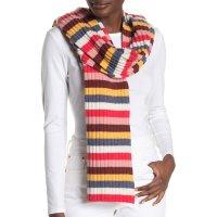 Madewell 条纹围巾