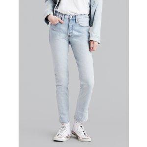 Levi's 501 Skinny 牛仔裤