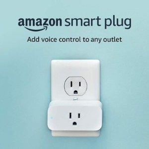 Amazon 智能插座 支持Alexa 智能语音助手