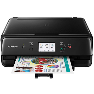 $44Canon PIXMA TS6020 Compact Wireless All-in-One Printer