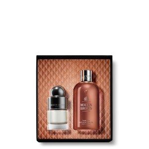 Molton Brown价值$100绒面革 Orris 1.7fl oz 香水礼盒