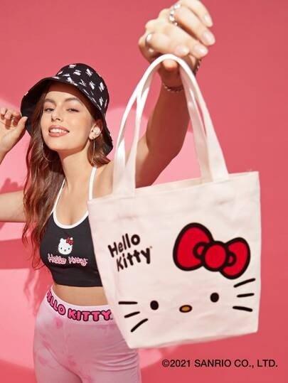 Hello Kitty 小托特包