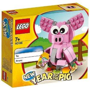 Lego猪年纪念款