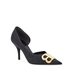 BalenciagaBB高跟鞋