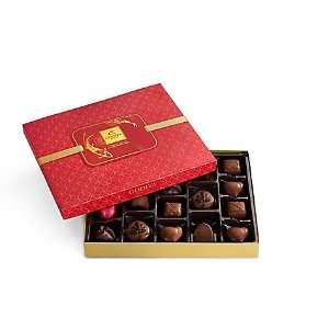 Godiva2019 Chinese New Year Assorted Chocolate Gift Box, 18 pc
