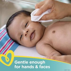 $20.73(原价$28.99)Pampers Baby Wipes 无香味敏感型湿巾 1024片