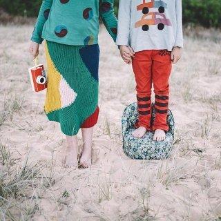 低至5折+额外8.5折最后一天:Bobo Choses 西班牙设计师品牌童装 文艺情怀穿上身INS爆红制造机