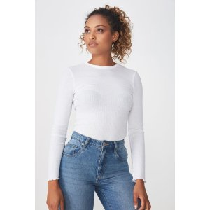 Cotton OnThe Sister Long Sleeve Top