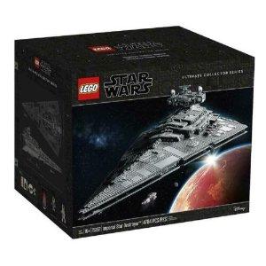 LegoStar Wars Imperial Star Destroyer 帝国歼星舰