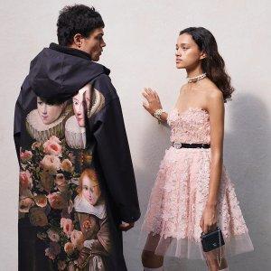 无门槛9折 折扣区也参加H&M 加入会员 全场美衣超值热卖