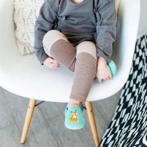 Acorn儿童小动物造型毛绒拖鞋 多款可选
