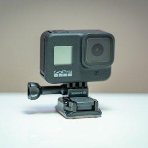 面向更专业运动向的运动相机全新 GoPro Hero 8 Black 运动相机测评