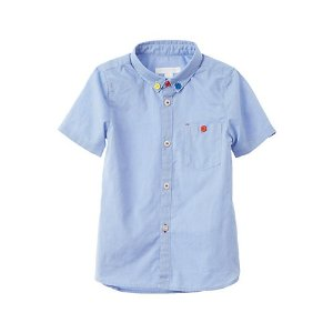 Burberry儿童衬衫