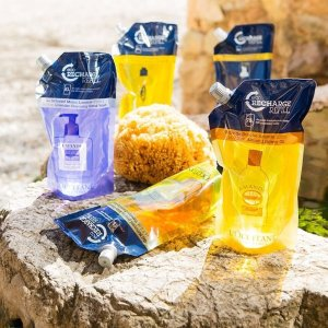 洗手液$31 低额换购7件套L'occitane 欧舒丹多款洗手液、香皂热卖