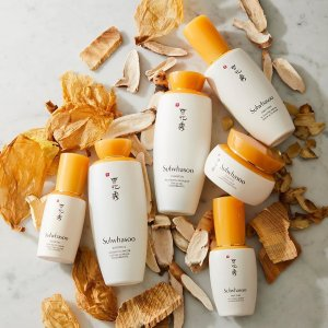 Free 6-Piece GiftSulwhasoo Best Seller Skincare Sale